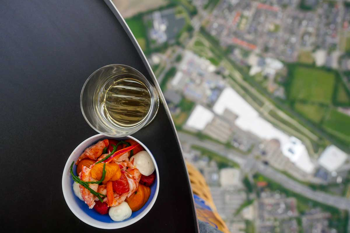 Culiair Sky Dining ©Manon de Boer